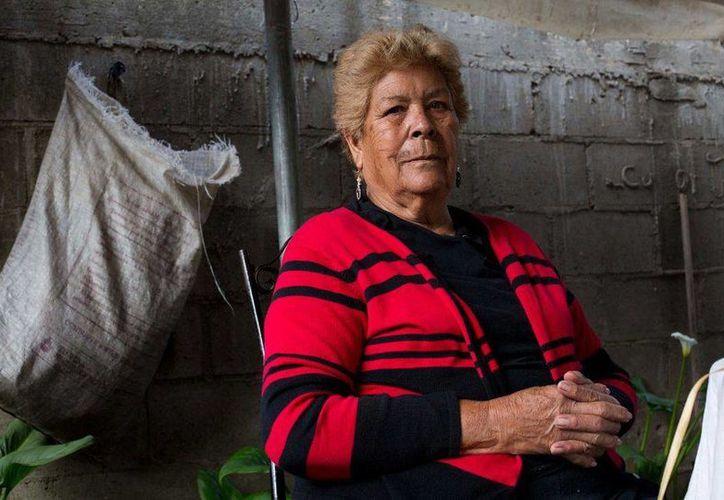 Leonora Farlow Espinoza es una de las últimas hablantes de kiliwa. (Archivo/Milenio)