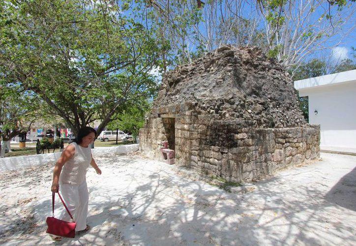El poblado El Cedral es sede de la fiesta de la Santa Cruz que se celebra desde hace más de 160 años. (Gustavo Villegas/SIPSE)