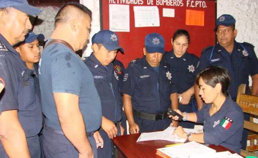 La prueba es un requisito indispensable de la Sedena para refrendar la licencia de portación de armas. (Manuel Salazar/SIPSE)