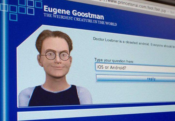 """""""Eugene Goostman"""" podría tener aplicaciones sociales importantes, indican académicos de la Universidad de Reading. (veooz.com)"""
