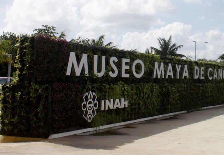 El Museo Maya de Cancún es uno de los atractivos. (Francisco Gálvez/SIPSE)