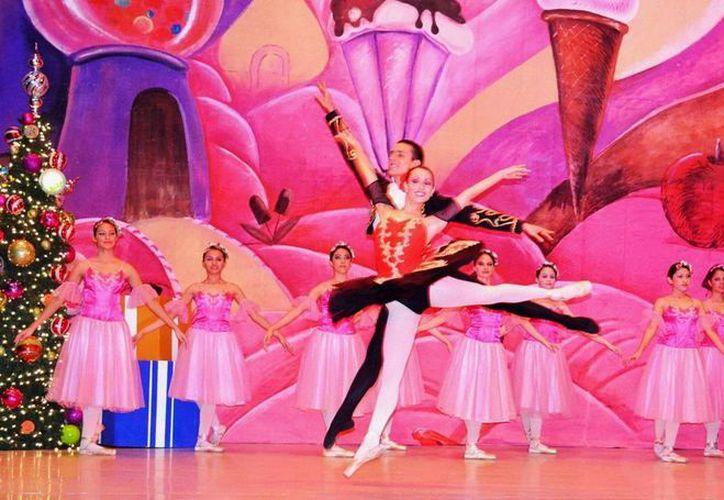 Desde su fundación la compañia de danza ha presentado 11 obras en países como Cuba y Belice. (Redacción/SIPSE)