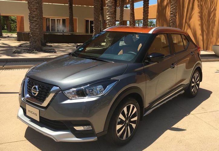 Nissan Mexicana brinda un nuevo esquema de crédito para los jóvenes. (Notimex)