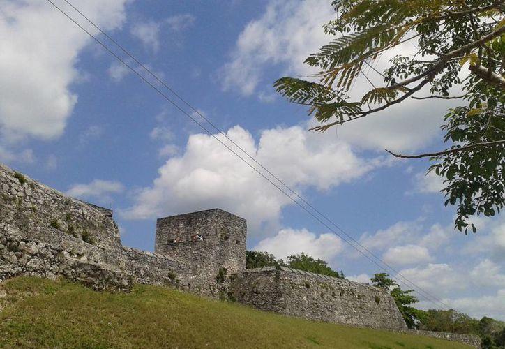 El Museo del Fuerte San Felipe de Bacalar cumplió el pasado 25 de marzo 30 años. (Omar Capistrán/SIPSE)