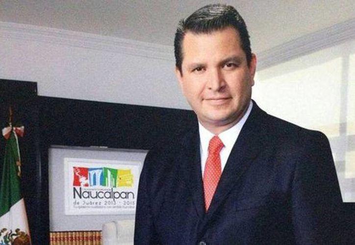 David Sánchez Guevara, ex alcalde del municipio de Naucalpan de Juárez, es acusado de malversación de los fondos públicos. (Tomada de Facebook David Sánchez Guevara)