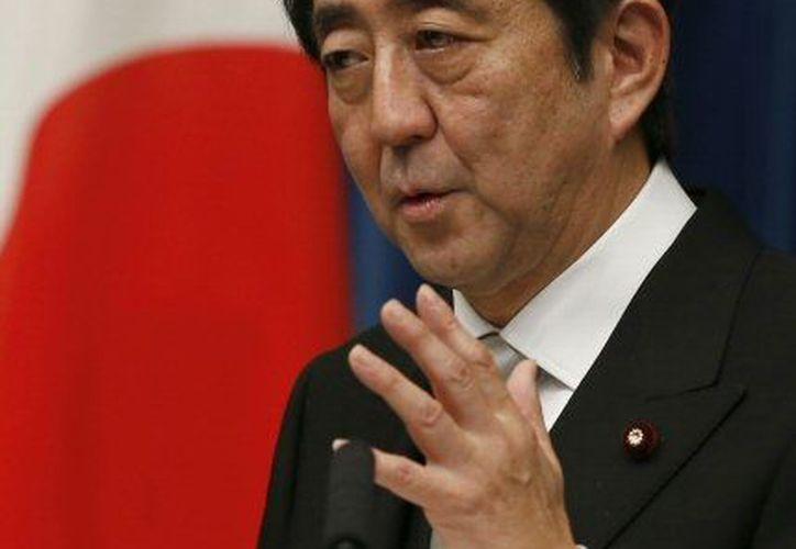 Abe promete buscar arreglar diferencias japonesas con China. (Agencias)