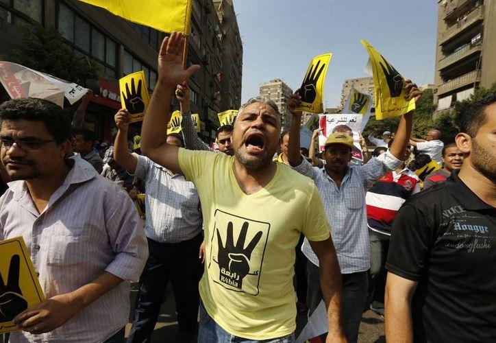 Las protestas fueron convocadas a nivel nacional. (Agencias)