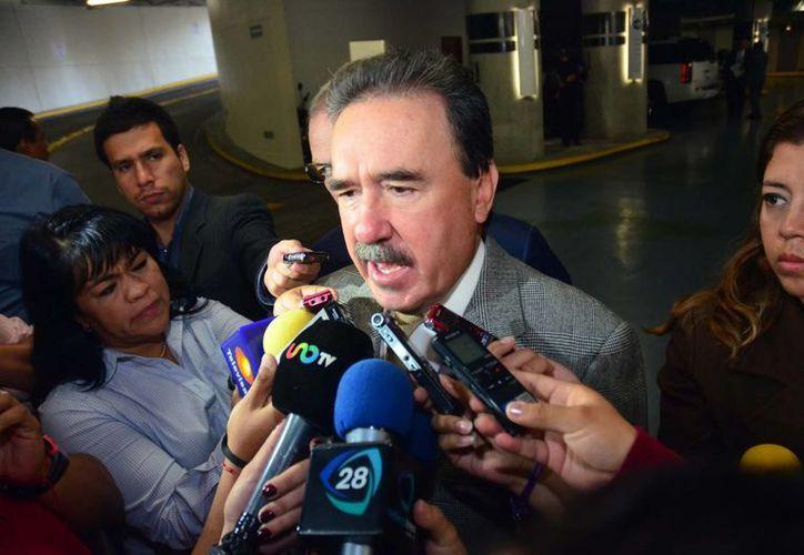 El senador Emilio Gamboa Patrón. (Archivo/Notimex)