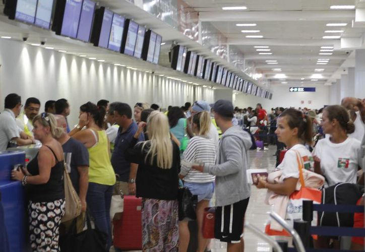 El año pasado creció el número de argentinos que llegaron a este destino. (Israel Leal/SIPSE)