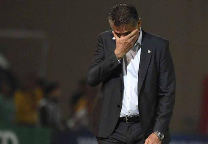 Edgardo Bauza no será más el DT de Argentina. (ESPN)