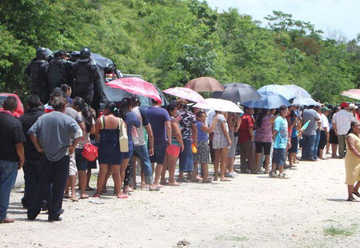 Yucatán es de los estados que más asistencia a las casillas tiene en el país. (Marco Moreno/Milenio Novedades)