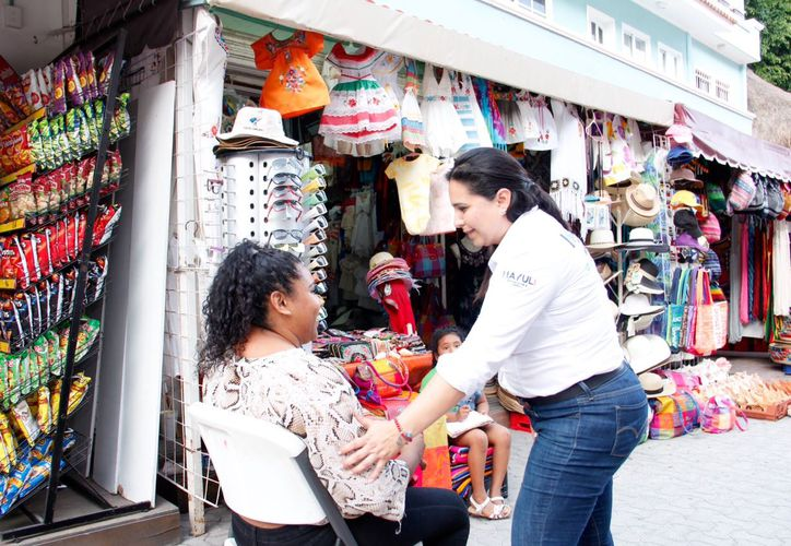 La candidata al Senado, Mayuli Martínez promoverá el libre comercio, la migración ordenada y el desarrollo sostenible en la región.