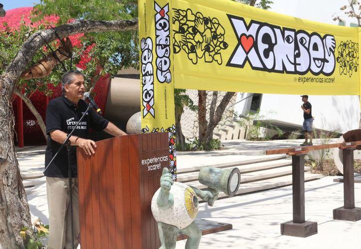 Este año  Xcaret invertirá en hotel. (Foto: Adrián Barreto/SIPSE)