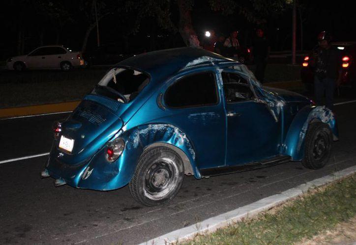 Los accidentes de tránsito en Chetumal han dejado casi 14 muertes. (Redacción/SIPSE)