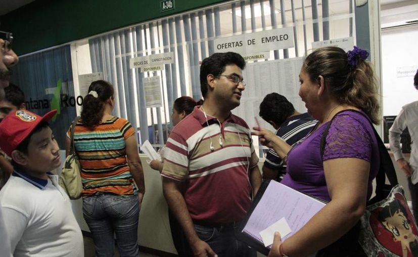 La Secretaría de Trabajo y Previsión Social, ofrece cinco mil vacantes durante la temporada baja. (Tomás Álvarez/SIPSE)