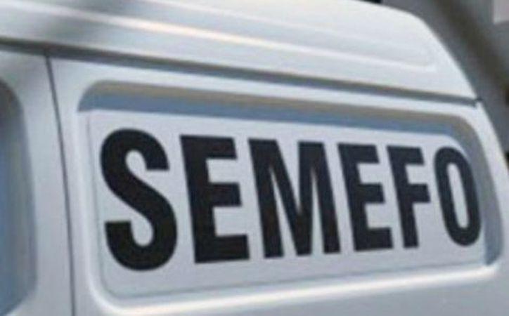 Cuatro cuerpos sin vida fueron hallados dentro de un bar de Chimalhuacán el domingo. (Milenio.com)