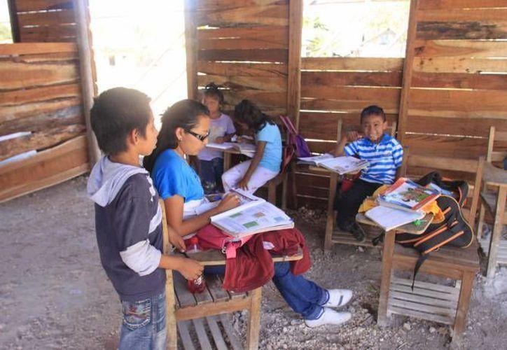 Quince escuelas del Conafe en Quintana Roo recibirán computadoras. (Archivo/SIPSE)