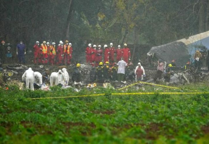 En el accidente en mayo pasado, perdieron la vida 109 personas. (AP)