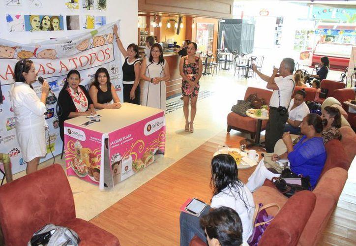 La directora del Fipaf Cancún, Ruby López Mercado, dijo que la fundación se creó el pasado 30 de agosto. (Sergio Orozco/SIPSE)