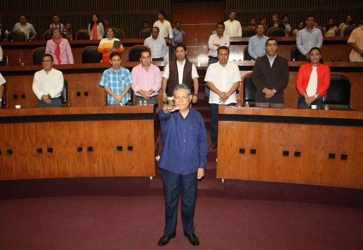 El Pleno del Congreso aprobó por unanimidad la designación de Silviano Mendiola Pérez como nuevo alcalde de Iguala. (Facebook/Congreso de Guerrero)