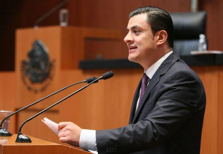 José María Martínez Martínez propuso crear planes de combate a la trata de personas. (Cortesía/SIPSE)
