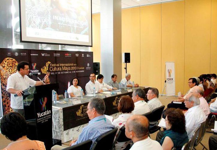 La inauguración del Seminario Internacional 'Efraím Hernández Xolocotzi. (SIPSE)