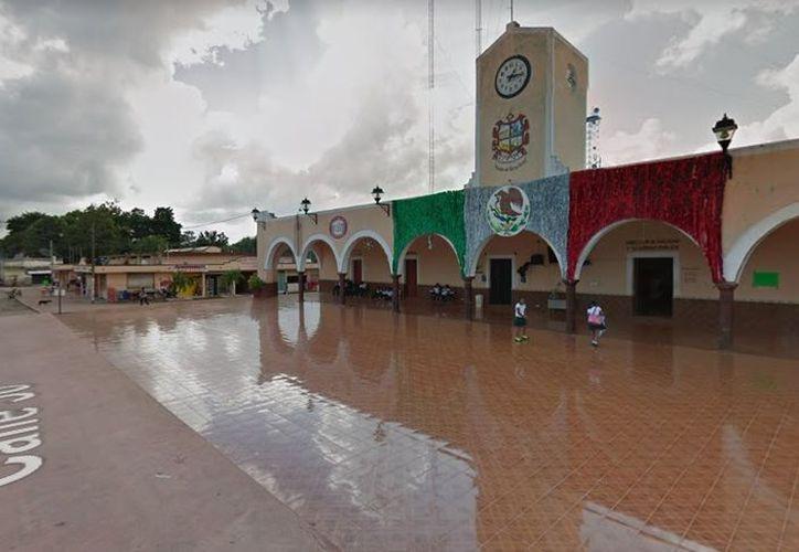Denuncian a albañil familias de Tzucacab. (Google Maps)