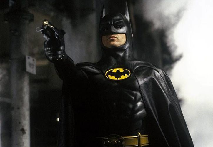 Michael Keaton aseguró que nunca le convenció el guion de  'Batman Forever'. (Warner Bros. Pictures)