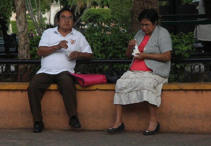 Conagua prevé que regrese el calor a Yucatán en los próximos días. (José Acosta/SIPSE)