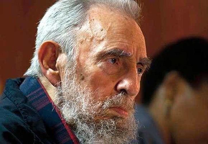 Fidel Castro, retirado de la vida pública, envió una carta a Nicolás Maduro para expresarle su apoyo por las sanciones impuestas por el gobierno de Barack Obama. (Archivo/AP)