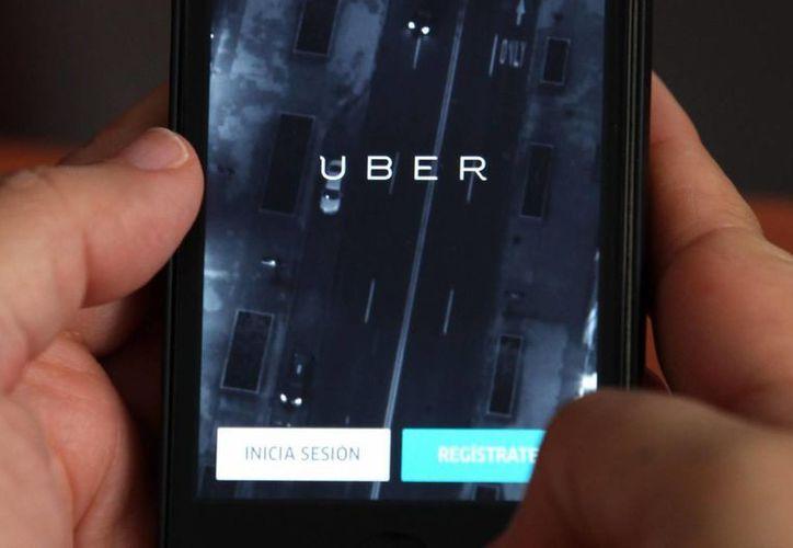 UberPOOL representa ya la mitad de los viajes de Uber en San Francisco y una tercera parte en Los Ángeles. (Agencias/EFE)