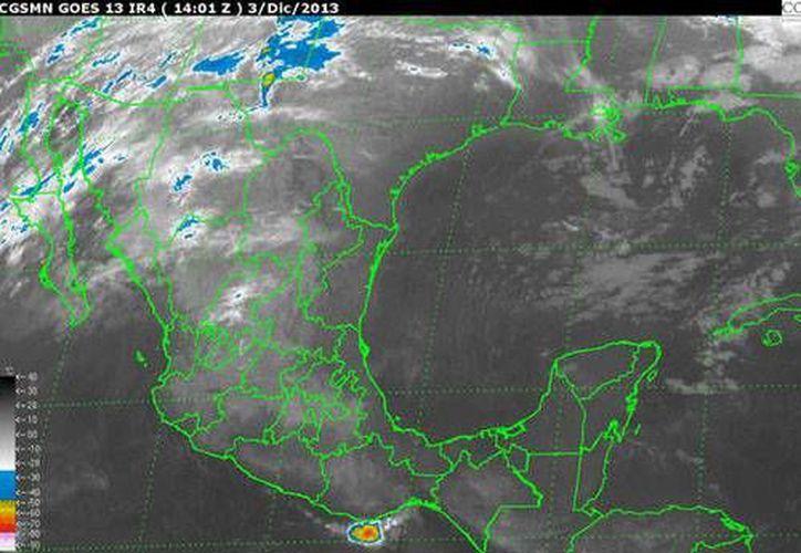 Se espera en Quintana Roo una temperatura máxima de 28 grados centígrados y mínima de 18. (Conagua)