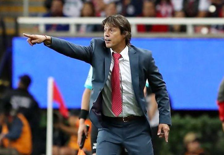 """""""Se necesita un cambio que beneficie a nuestro futbol"""", afirmó el ex técnico de Chivas. (Internet)"""