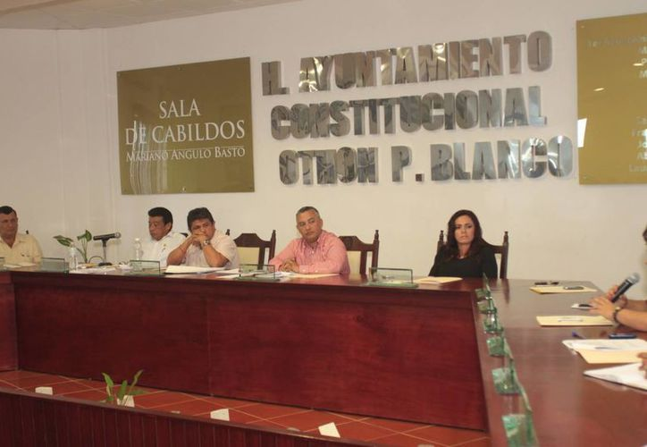 El Ayuntamiento Othón P. Blanco entregó a tiempo el informe. (Archivo/SIPSE)