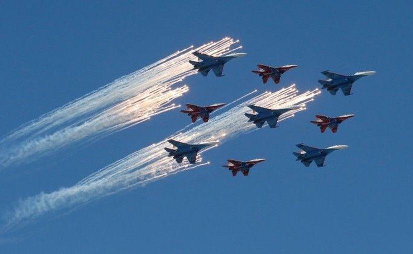 El 9 de mayo Rusia celebra con desfiles militares el Día de la Victoria. (actualidad.rt.com)