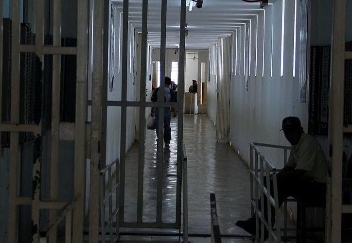 La cantidad más elevada de reclusos la arroja aquellos que cometieron robo a casa habitación. (Milenio Novedades)