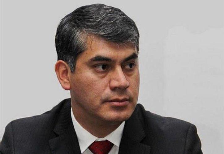 José Joel Pichardo Nepomuceno se desempeñaba como director del Instituto Técnico de Formación Policial. (Excélsior)