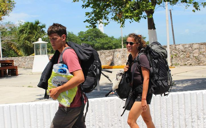 La propuesta presentada será apoyada siempre y cuando sea en beneficio y protección para el turista. (Joel Zamora/SIPSE)