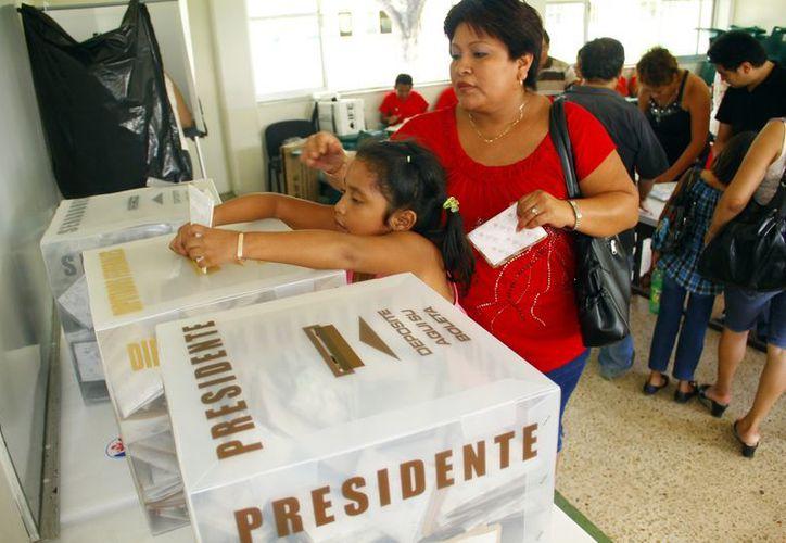 A Movimiento Ciudadano y PT no les favoreció el voto en 2012. (Milenio Novedades)