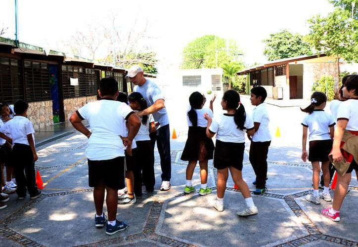 El plan piloto del Nuevo Modelo Educativo se aplicará en 60 escuelas de Yucatán. (Milenio Novedades)
