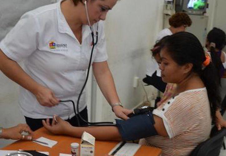 Mejorando la atención y prevención. (Redacción/ SIPSE)