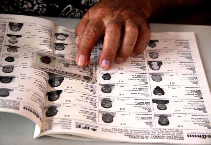 El PRI se prepara para las elecciones del 2015 y valida jefes de manzana, coordinadores de acera y presidentes de sección. (Archivo/SIPSE)