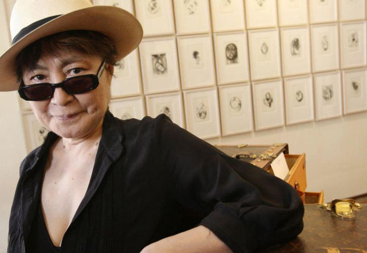 Yoko Ono recibió el galardón  Centennial Song en Estados Unidos. (Foto: Contexto/Internet)