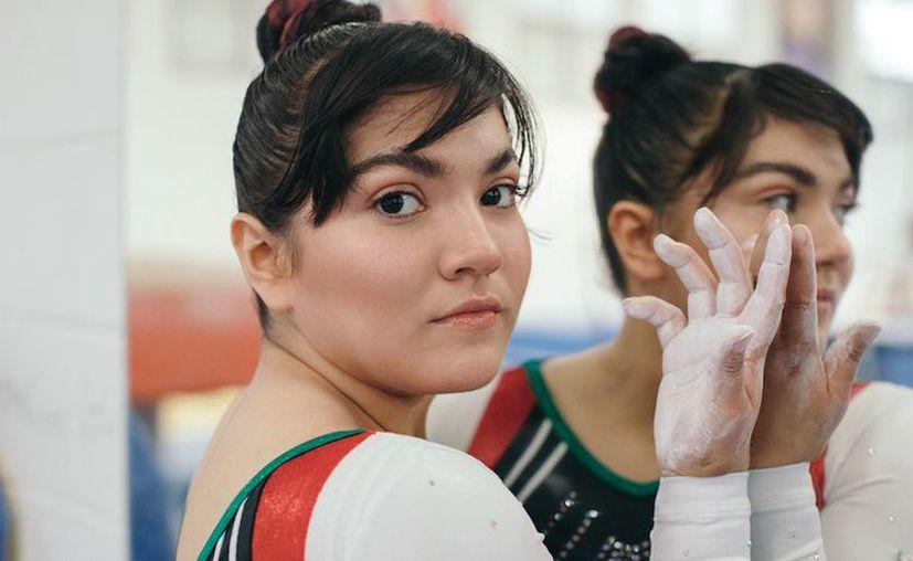 Alexa Moreno recientemente logró su pase a los Juegos Olímpicos Tokio 2020 (Foto: GQ)