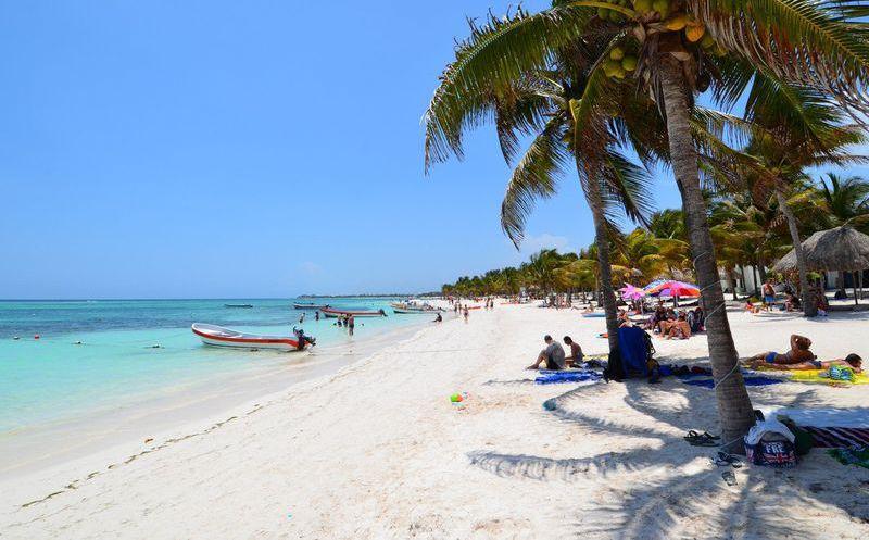 Playa de Akumal, Quintana Roo
