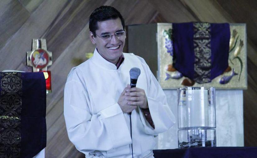 El seminarista Leonardo Avedaño fue hallado sin vida y con signos de tortura a un día de su desaparición. (Facebook)
