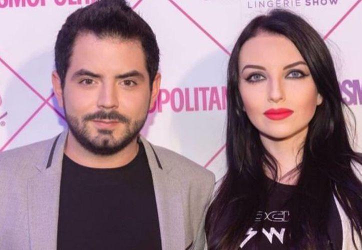 José Eduardo Derbez y Bárbara Escalante tienen cuatro años viviendo juntos. (Redacción/SIPSE)