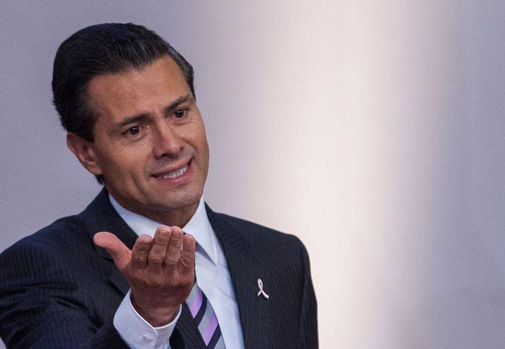 """""""No tengo nada que declarar"""", dijo Peña Nieto. (Proceso)."""