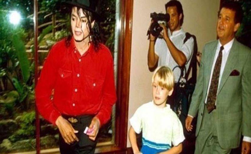 Macaulay Culkin explicó en una entrevista cómo era la relación que tenía con Michael Jackson. (Internet)