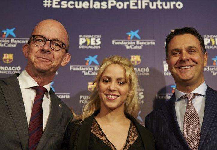 Juntos impulsarán la séptima escuela en Colombia. (Minuto 30)